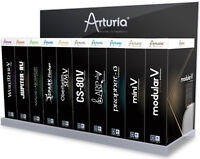 ARTURIA V 3 COLLECTION CLASSICS LEGENDARY SYNTHESIZERS LICENSE