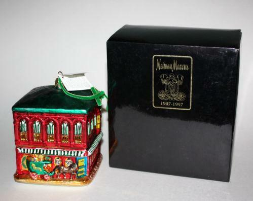 Neiman marcus christmas ornament ebay for Neiman marcus christmas cards
