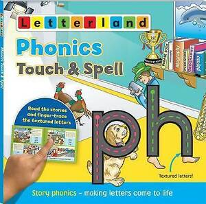Phonics-Touch-amp-Spell-by-Lisa-Holt-Lyn-Wendon-Paperback-2015