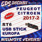 Peugeot Citroen RT6 USB Update ConnectNav+ eMyWay SMEG 17/18