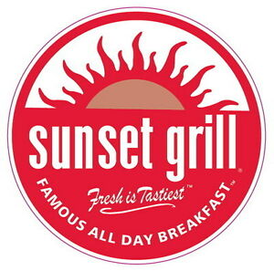 Sunset Grill -Looking for Experienced Line Cooks