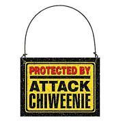 Attack Dog Sign