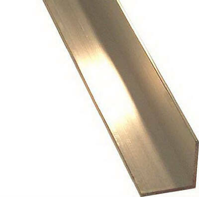 Anodized Aluminum Angle 18 X 1 X 36-in.