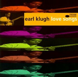 Earl Klugh-Love Songs cd -Great condition