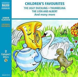 VARIOUS-CHILDRENS FAVOURITES  CD NEW