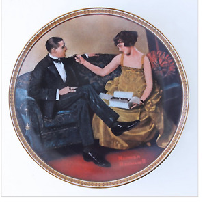 18 Collectors Plate - Rockwell and other artists