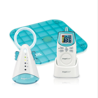 Baby Movement and Audio Monitor with Wired Sensor