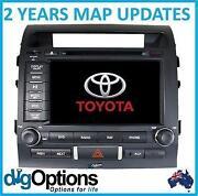 Landcruiser 200 GPS