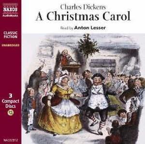 A Christmas Carol: Unabridged by Charles Dickens (CD-Audio, 2004)