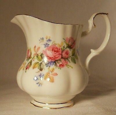 Royal Albert Moss Rose China Ebay