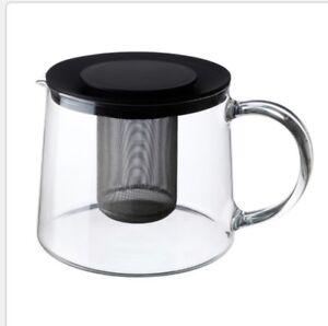 IKEA RIKLIG Teapot, glass, 1.5 l Nundah Brisbane North East Preview