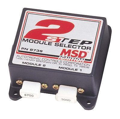 msd launch control parts accessories msd 2 step