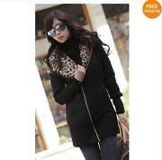 Leoparden Mantel