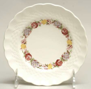 Vintage Spode luncheon (6) and bread & butter (8) plates