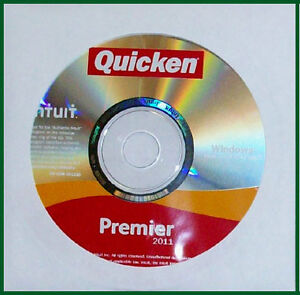 Intuit-Quicken-Premier-2011-Brand-New-No-Box-Sealed