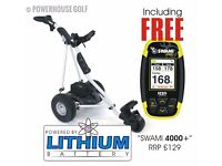 Freedom T2 Lithium Golf Trolley FOR SALE