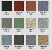 Green Vinyl Flooring