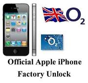 iPhone 5 O2 Unlock