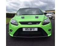 Ford focus Rs ( st ) 361.5bhp and 535ft/lb torque may px / swap