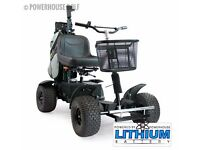 Titan-S Elite Lithium Golf Buggy 18-27 hole FOR SALE