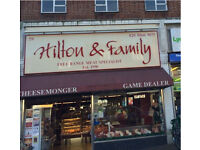 Full time Butcher required