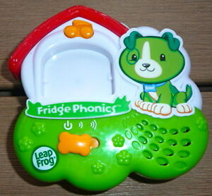 LeapFrog Fridge Phonics Magnetic Alphabet