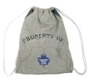 **Unisex Brand New NHL Toronto Maple Leafs Hoodie Cinch Brand