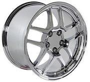 2006 Corvette Wheels