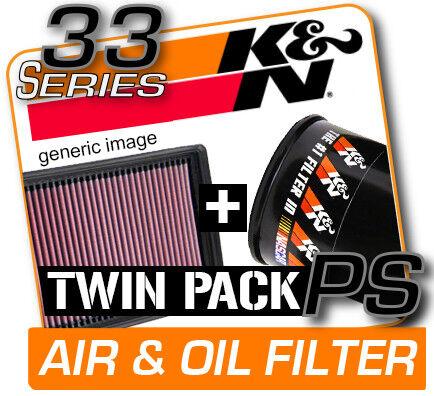 K&N Air & Oil Filter Twin Pack! LEXUS LS430 4.3L V8 2000-2006  [KN #33-2137]
