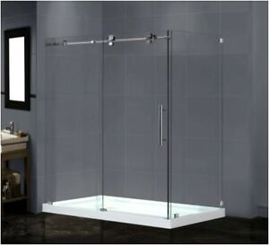 Shower Doors, Enclosures & Bath Tubs On Tubs On Sale
