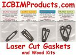 RC Laser Cut Gasket Co