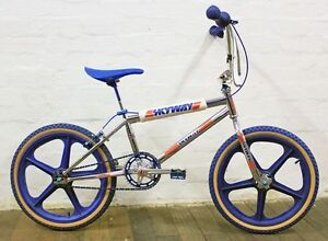 Looking for 80's BMX bikes