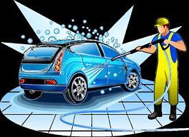 Need Workers For Car Wash in Rainham Essex