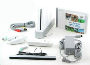 Wii and lots of accessories