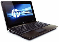 MEGA SOLDE : Portable HP mini avec windows 7