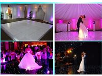 PROFESSIONAL MOBILE DJ HIRE - SPECIALISTS IN PRIVATE WEDDINGS & PARTIES, DISCO HIRE, PRIVATE EVENTS