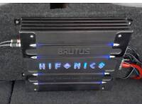 Hifonics Brutus 1200w Super Class D Mono Amplifier