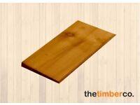 Featheredge Pressure Treated Board (8ft)