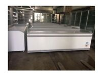 Chest freezer commercial 2.5 meter longe