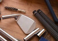 Golf club repair and re griping