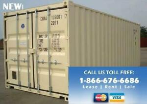 NEW! NEW! NEW! 20FT STORAGE CONTAINERS ON SALE | MINI-STORAGE PORTABLE SHIPPING CONTAINERS | SEACANS | USED  AVAILABLE |