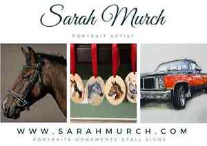 Sarah Murch - Portrait Artist