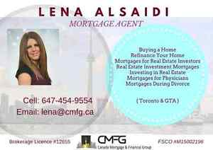 Renewal ✔ Refinance ✔ Private Mortgage✔ Home equity✔Pre-approval