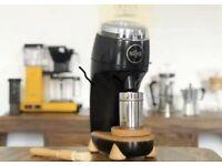 Niche Zero Coffee Grinder Black (UK Plug) UNOPENED