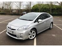 PCO READY 59 PLATE TOYOTA PRIUS 1.8 HYBRID ELECTRIC UBER TAXI MINICAB USE NOT INSIGHT FULL SERVICE