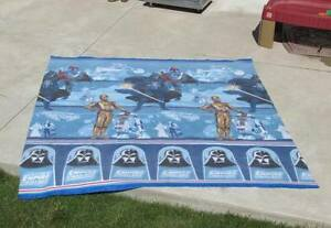 Star Wars Empire Strikes Back Blanket