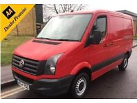 2014 Volkswagen Crafter 2.0 TDI CR35 Panel Van 4dr SWB Manual Panel Van