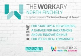 Affordable Co-working / Shared office space in Finchley (N12 9HP) - desk spaces from £65/month + VAT