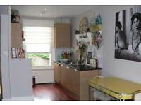 Private Landlord - no fees, gorgeous first floor 2 bed apartment, Shelgate Rd, available NOW