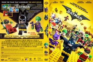 Lego Batman (DVD and digital copy)
